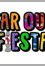 Far Out Fiesta Poster