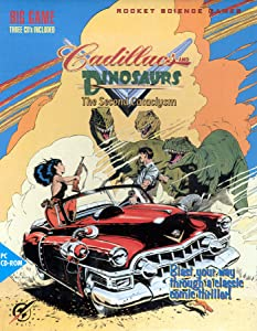 Movies dvdrip download Cadillacs and Dinosaurs: The Second Cataclysm [640x640]
