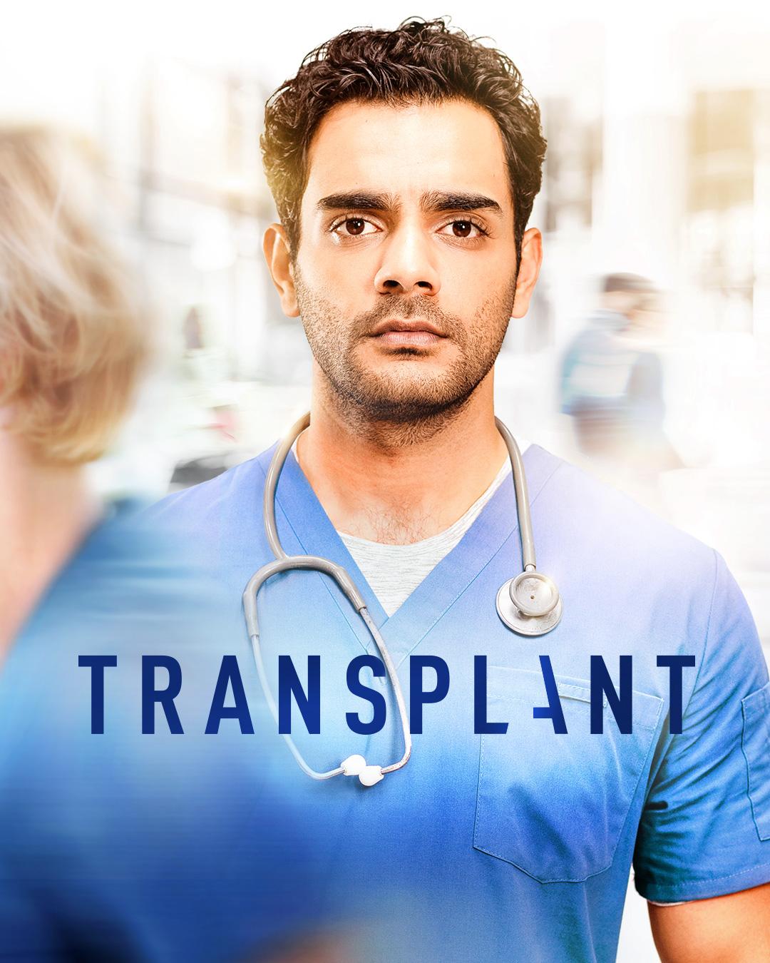 PERSODINIMAS (1 sezonas) / TRANSPLANT
