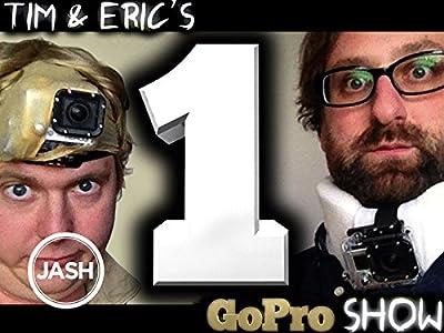 Watching international movies Tim \u0026 Eric's Go Pro Show [avi]