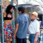Maria Conchita Alonso and Danny Nucci in Roosters (1993)