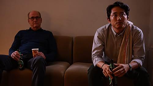 'The Humans' Stars Steve Yeun and Richard Jenkins