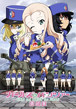 Picture of Girls und Panzer das Finale: Part II