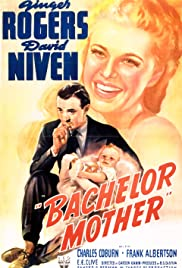 Bachelor Mother Poster