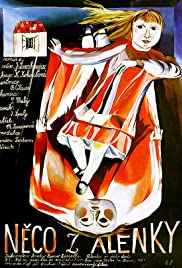 Neco z Alenky (1988) Poster - Movie Forum, Cast, Reviews