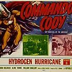 Richard Crane, Aline Towne, and Judd Holdren in Commando Cody: Sky Marshal of the Universe (1953)