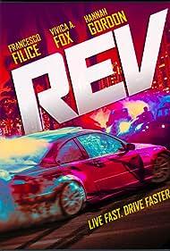 Vivica A. Fox, Hannah Gordon, and Francesco Filice in Rev (2020)