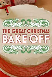 The Great Christmas Bake Off Poster