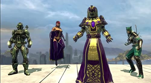 Dc Universe Online: Character Creation