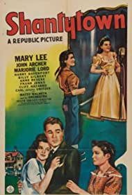 John Archer, Mary Lee, and Marjorie Lord in Shantytown (1943)
