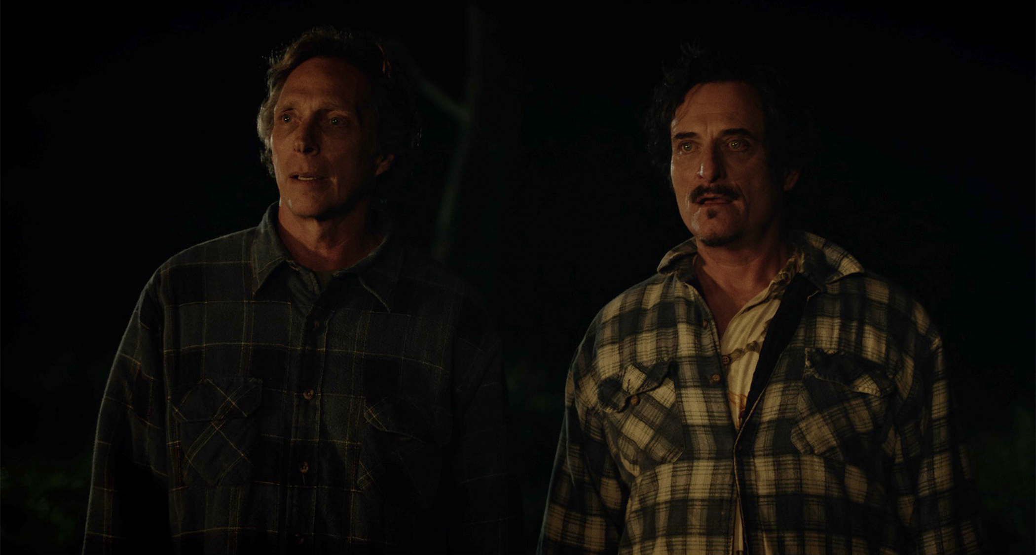 William Fichtner and Kim Coates in Cold Brook (2018)
