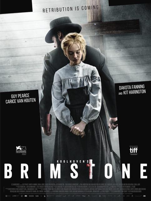 Dakota Fanning and Kit Harington in Brimstone (2016)