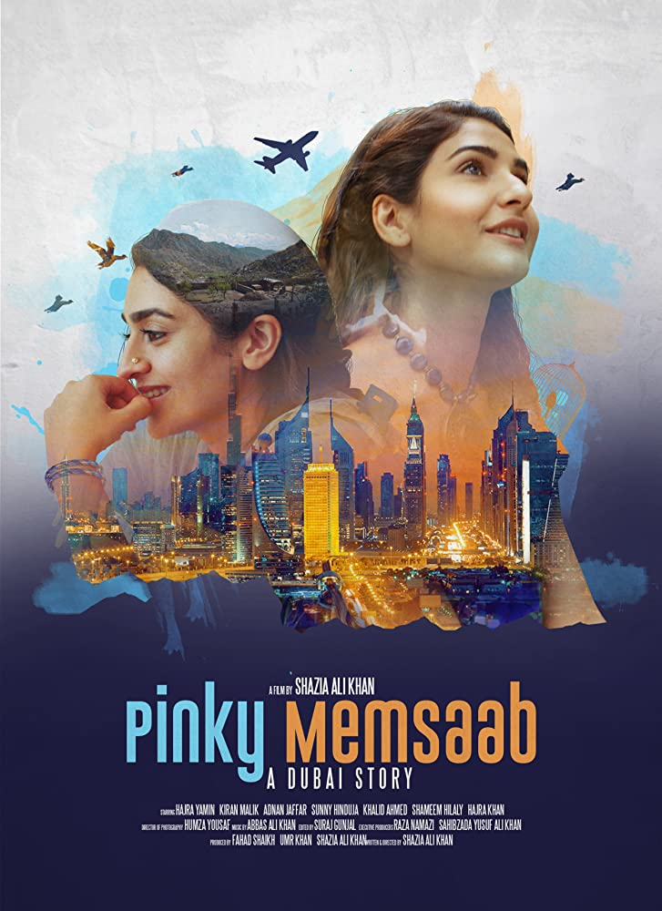 Pinky Memsaab 2018 Urdu 720p NF WEB-DL x264 ESubs Free Download