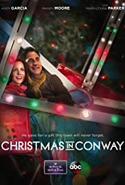 Christmas in Conway Poster