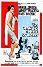 Go Naked in the World (1961) Poster