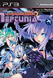 Hyperdimension Neptunia Poster