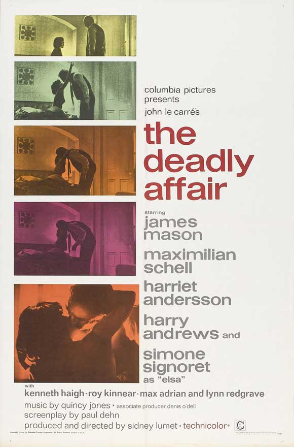 The Deadly Affair (1967)