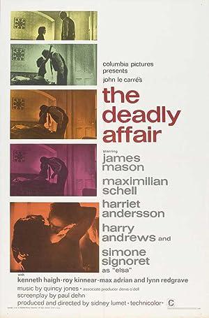 Where to stream The Deadly Affair
