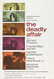The Deadly Affair (1966) 720p