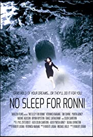 No Sleep for Ronni Poster