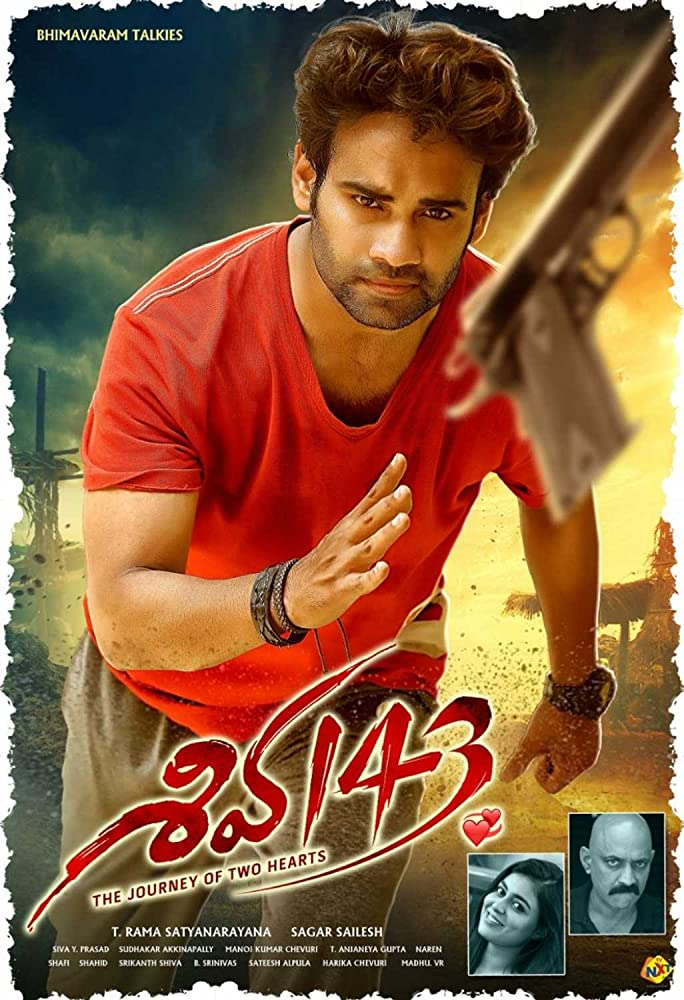 Shiva 143 (2020) Telugu Full Movie 1080p HDRip 2.6GB ESub Download