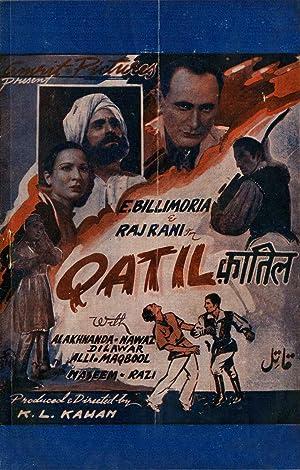 Qatil movie, song and  lyrics