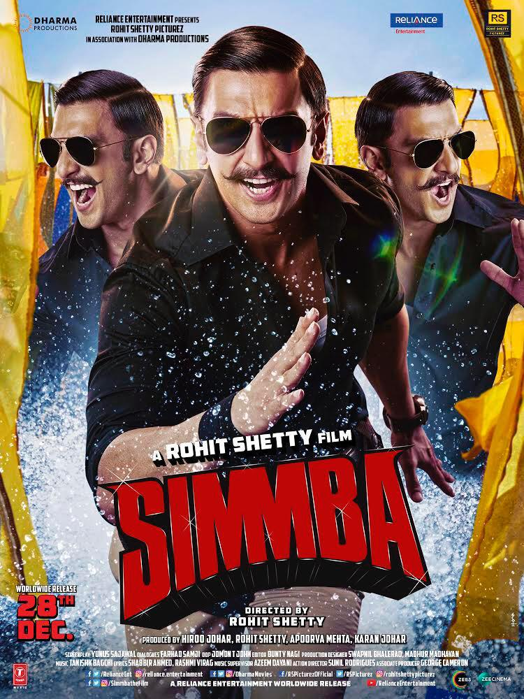 Simmba (2018) Hindi Movie