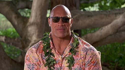 """Dwayne """"The Rock"""" Johnson Answers Fan Questions"""