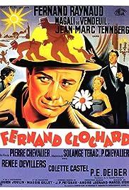 Fernand clochard Poster