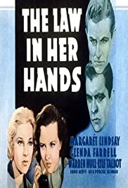 The Law in Her Hands(1936) Poster - Movie Forum, Cast, Reviews