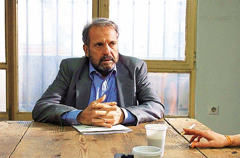 Minas Hatzisavvas in Amyna zonis (2007)
