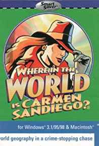 Primary photo for Where in the World Is Carmen Sandiego