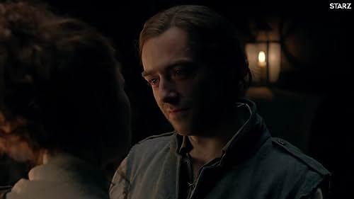 Outlander: Brianna And Roger Handfast