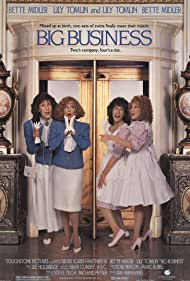 Bette Midler and Lily Tomlin in Big Business (1988)