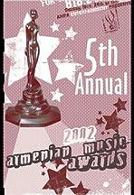 The 5th Annual Armenian Music Awards