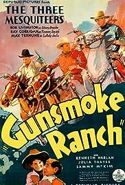 Gunsmoke Ranch Poster