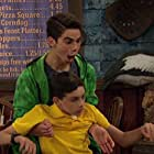 Cameron Boyce and Felix Avitia in Gamer's Guide to Pretty Much Everything (2015)