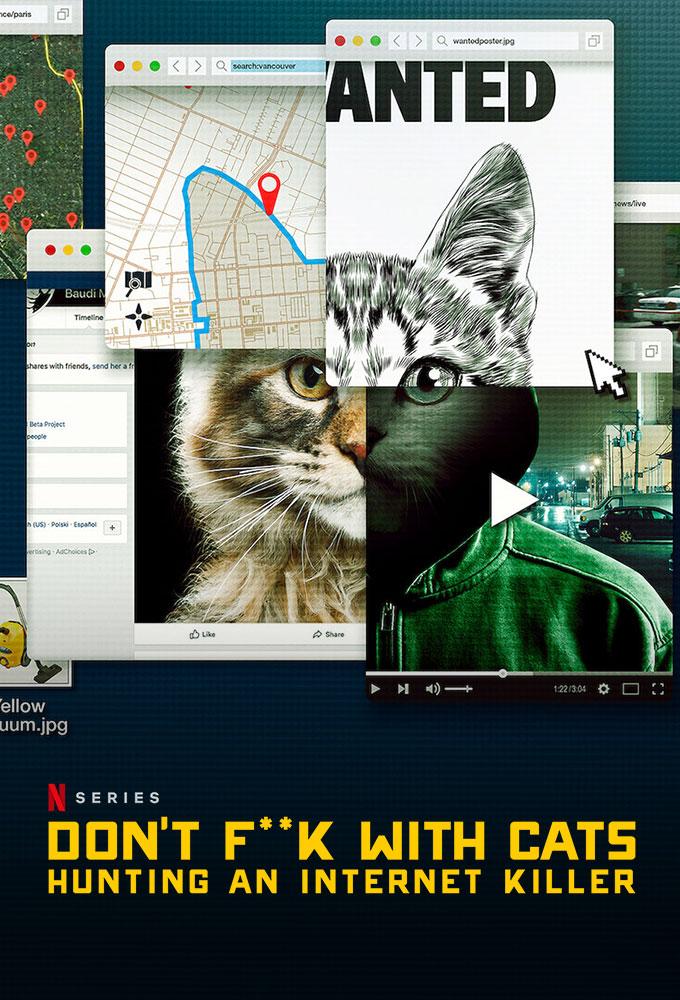 دانلود زیرنویس فارسی سریال Don't F**k with Cats: Hunting an Internet Killer