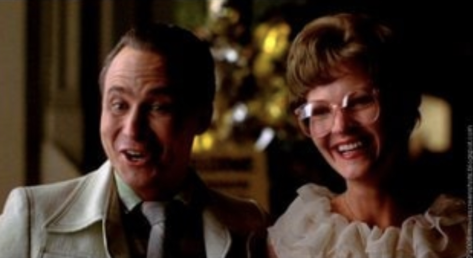 Joan Allen and Wil Shriner in Peggy Sue Got Married (1986)