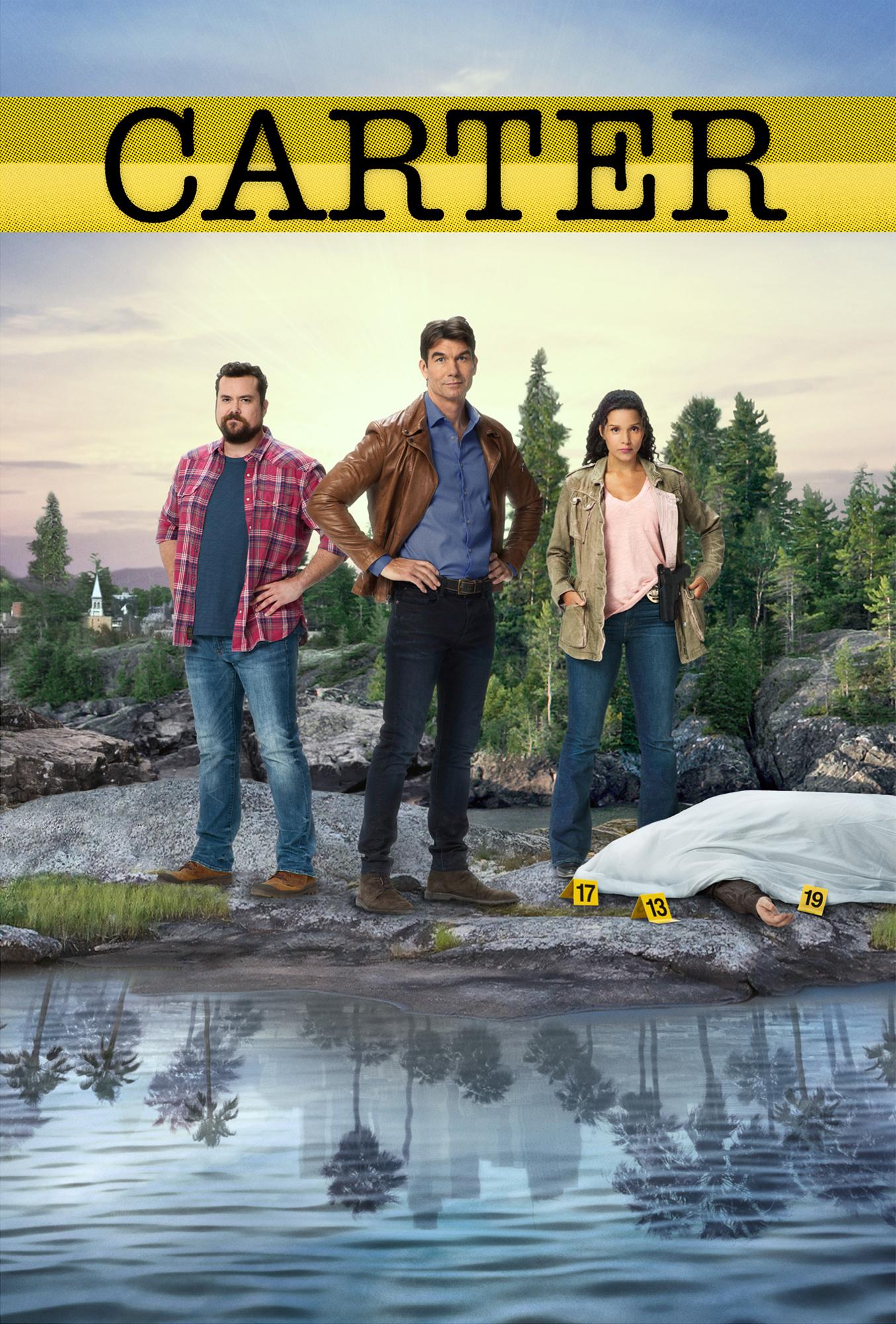 Detektyvas Karteris (1 Sezonas) / Carter Season 1