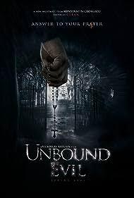 Vjekoslav Katusin and Konstantin Georgiou in Unbound Evil (2021)