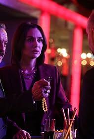 Halit Ergenç, Mesut Akusta, and Birce Akalay in Babil (2020)