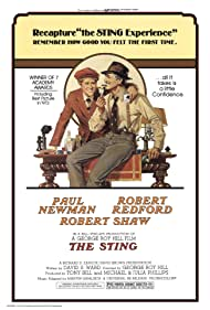 Paul Newman and Robert Redford in The Sting (1973)