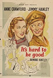 It's Hard to Be Good Poster