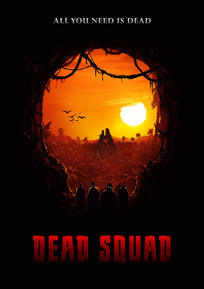 Dead Squad Temple of the Undead 2018 English 300MB WEBRip Download