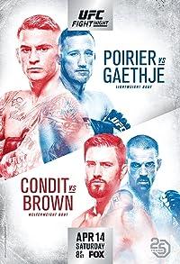Primary photo for UFC on Fox: Poirier vs. Gaethje