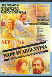 Made in Argentina (1987) Poster - Movie Forum, Cast, Reviews