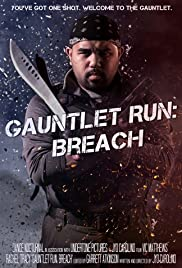 GAUNTLET RUN: Breach Poster