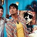 Siddharth and Divyendu Sharma in Chashme Baddoor (2013)