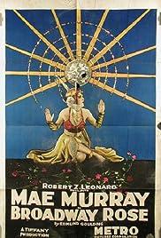 Broadway Rose Poster
